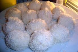 recette de boule de neige raffaelo