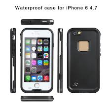High Quality Waterproof Phone Case For iPhone 6 6S Shockproof