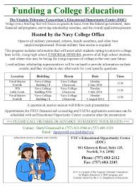 "Norfolk Pointe Norfolk VA ""Funding a College Education"