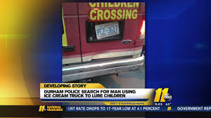 Man Using Ice Cream Truck To Lure Children In Custody | Abc11.com Durham Team Two Men And A Truck Two Men And A Truck Help Us Deliver Hospital Gifts For Kids Cary Sunset Hills Mo Movers Movers In Raleigh Nc Durham Equipment Sales Service New Isuzu Volvo Mack Happy Fathers Day To All Those Great Moving Truck Oblirated By The 11foot8 Bridge Youtube On Twitter President Randy Shacka 2 Guys And Best Resource Police Track Down Suspected Hitandrun Abc11com