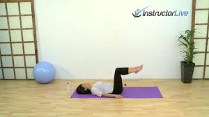 postnatal yoga home exercise video nhs fitness studio nhs choices