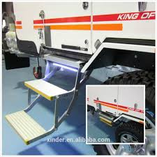 100 Electric Steps For Trucks Xinder Esfd Series Folding Step Truck And Motorhomes