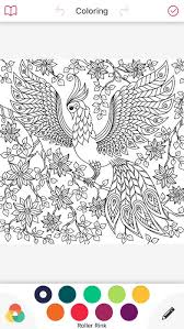 Nature Mandala Coloring Book Art Therapy For Adult On The App Store