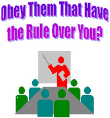 Biblical StudiesObey Them That Hve The Rule Over You Heb 1317