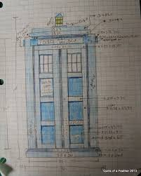 8 best Planning to Make a Tardis Quilt images on Pinterest