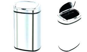 kitchen move poubelle de cuisine automatique 42 l poubelle cuisine ouverture automatique poubelle corbeille kitchen