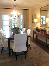 Chair Covers For Dining Room Fancy Kitchen Accent And Animal Print Table
