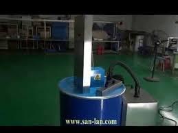 fluorescent light recycling machine bulb eater