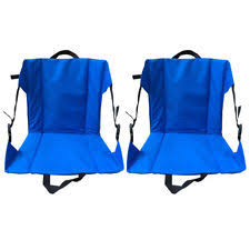 Stadium Chairs For Bleachers With Arms by Stadium Seat Cushion Ebay