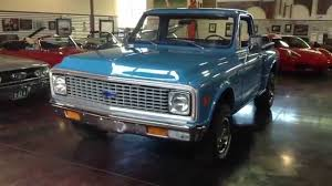 100 1972 Chevy Truck 4x4 Test Drive C10 Stepside Pickup SOLD At The Sun Valley