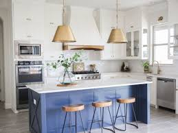 21 White Kitchen Cabinets Ideas 21 Beautiful Blue And White Kitchen Design Ideas