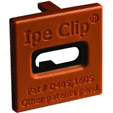 Vycor Deck Protector Or Vycor Plus by Amazon Com Deckwise Ipe Clip Extreme 4 Fasteners 5 32