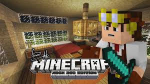 Minecraft Xbox 360 PS3 How To Make Build A Bedroom