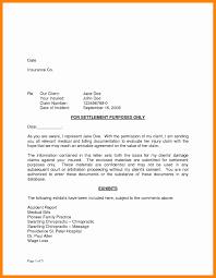 Insurance Claim Letter Samples Best 10 Sample Demand Letter
