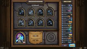 Mage Deck Hearthpwn Antonidas by Mage Is Easily The Worst Dungeon Run Class Dungeon Run