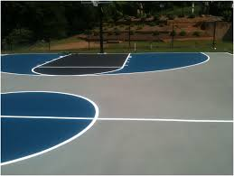 Backyards : Mesmerizing Backyard Tennis Courts 10 Basketball Court ... Triyae Asphalt Basketball Court In Backyard Various Design 6 Reasons To Install A Synlawn Home Decor Amazing Recreational Lighting Full 4 Poles Fixtures A Custom Half For The True Lakers Snapsports Outdoor Courts Game Millz House Cost Australia Home Decoration Residential Gallery News Good Carolbaldwin Multisport System Photo Diy Stencil Hoops Blog Clipgoo Modern