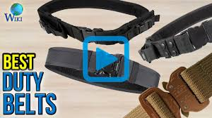 top 10 duty belts of 2017 video review