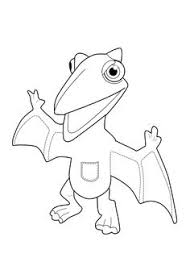 Dinosaur Coloring Page For Kids Printable Free