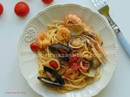 l italie dans ma cuisine spaghetti aux fruits de mer l italie dans ma cuisine