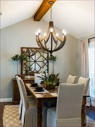InteriorsAwesome Iron Dining Room Light Fixtures White Cage Chandelier Modern Farmhouse Discount Rustic Chandeliers Simple Black