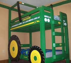catchy tractor bunk beds and unique tractor toddler bed mygreenatl