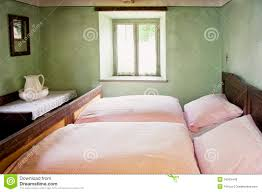 antikes schlafzimmer stockfoto bild bett fotographie