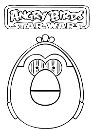 Angry Birds Star Wars Printable