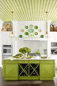 Green Kitchen Decorating Ideas