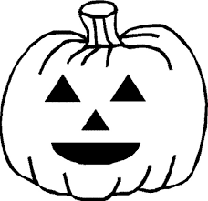 Pumpkin Halloween Coloring Pictures