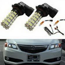 bright 68 smd 9005 hb3 led daytime running light bulbs drl