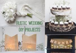 Rustic Wedding DIY Projects