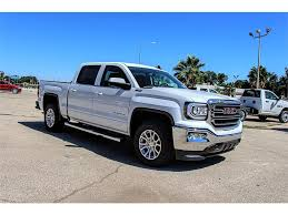 New 2018 GMC Sierra 1500 SLE 4D Crew Cab In Artesia #G4637 | Tate ... 2018 New Gmc Sierra 2500hd 4wd Crew Cab Standard Box Slt At Banks 2017 1500 Regular 1190 Sle 2 Door Pickup Teases Duramax With Photos Of Hood Scoop 2016 Hd Ups The Ante With Set Improvements Reviews And Rating Motor Trend Find A 2014 In S Florida Sheehan Buick For Sale Ft Pierce Fl Garber Canyon Denali Truck Review Dealer Reading Pa Hendrick Cary Is Raleigh Dealer New Used For Sale Pricing Features Edmunds