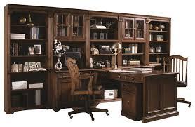 Hooker Furniture Brookhaven Peninsula Desk traditional desks and hutches