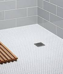 diy mosaic tile bathroom mirror best white ideas on hexagonal