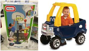 Target: Little Tikes Cozy Truck Possibly $26.08 + Basketball Hoop ...