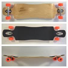 Types Of Longboard Decks by 42 U2033 Ltd Drop Down Drop Through Longboard Skateboard Deck U2013 Funbox
