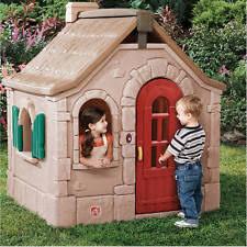 Step2 Happy Home Cottage U0026 by Step 2 Playhouse Ebay