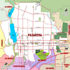 100 Truck Route Map S Image With Image Pasadena California On
