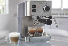 Home Espresso Machine Put To The Test Capresso