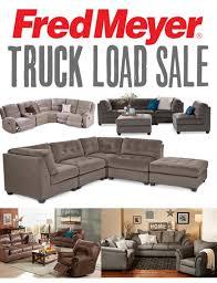 fred meyer leather sofa centerfieldbar com