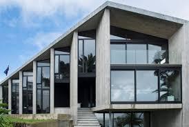 100 Concrete House Design Grand S NZ Ambitious Concrete House Brings Unseen Challenges