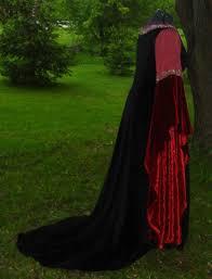 lotr arwen u0027s blood red dress