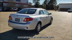 USED 2009 TOYOTA COROLLA 4DR SDN AUTO LE At Tyler Car & Truck Center ... Tyler Car Truck Center Troup Highway Used 2013 Ram 3500 2wd East Texas Truck Center 2016 Ford F350 Sd Gabriel Jordan Chevrolet Cadillac In Henderson Tx Serving Tyler 2012 2500 Burns 1920 Upcoming Cars Car And Home Facebook 2014 Grey Wolf Null At Boat Brs6713 Tag Freightliner Western Star Sprinter Dealers