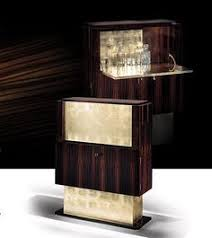 deco cocktail display cabinet by jacques lumbroso