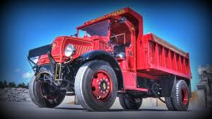 1929 Mack AK Chain Drive Dump Truck - US Trailer Would Like To Rent ...