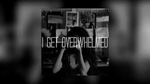 Dark Rooms - I Get Overwhelmed (2017) -