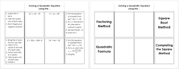 Algebra Tiles Worksheet Factoring by Solving Quadratic Equations Systry