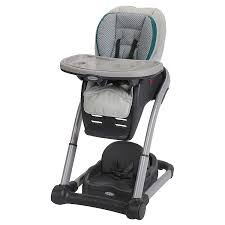 Graco Blossom 6 In 1 Convertible High Chair, Sapphire Graco How To Replace Harness Buckle On Toddler Car Seats Adjusting The Strap Length On Rear Facing Only 10 Best High Chairs Reviews Net Parents Baby 1946241 Atlas Nyssa Style 65 2in1 Booster 4ever Dlx Allinone Convertible Seat Aurora 12 Best Highchairs Ipdent Souffle Chair Pierce Allin1 Choose Your Of 2019 Moms Choice Aw2k Duodiner 3in1 Groove Walmartcom Circus High Chair In S65 Rotherham For 1000 Sale Blossom 4in1 Highchair Raena