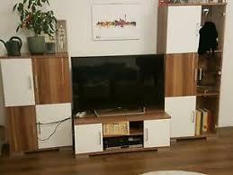 walnuss wohnzimmer möbel gebraucht kaufen ebay kleinanzeigen
