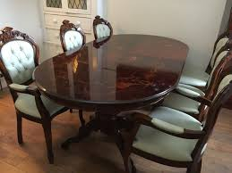 Ethan Allen Dining Table Chairs Used by Impressive Design Used Dining Table Strikingly Beautiful Used